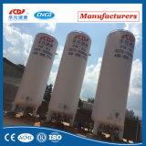 Tanque de armazenamento criogênico do Lox/Lin/Lar/LNG/