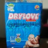 ナイジェリアMarketのためのDrylove Baby Diaper Manufacture From中国