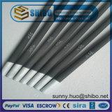 棒のタイプ炭化ケイ素(SiC)の発熱体、Sicのヒーター、Sicの抵抗器