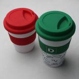 Hohe kundenspezifische Kaffeetasse (PT9903-C3)