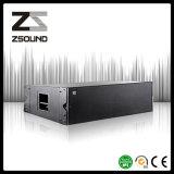 Sistema de som áudio profissional em larga escala