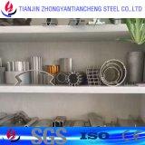 Profil en aluminium de l'extrusion 6061 T6 en stock en aluminium de profil