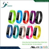 De hete Verkopende Intelligente Slimme Armband van de Armband Volgzaam voor Ce. RoHS, FCC