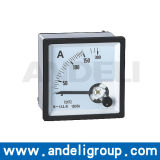 Метр панели метра частоты AC/DC Ammeter/Voltmeter