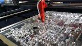 Mini gravura do laser do CO2 & máquina de estaca (XZ5030)
