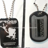 Chain를 가진 스테인리스 Steel Offset Printing Dog Tag