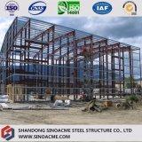 Estructura metálica prefabricada Sinoacme Almacén de coche