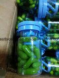Píldoras botánicas verdes de la pérdida de peso de Reduktis A1 Softgel