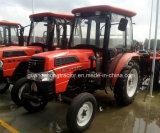아프리카에 있는 50HP 4wheels Farm Tractor Sh Brand Tractor Hot Sale