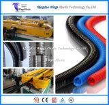 機械装置、波形の管の放出ラインを作る20m/Minプラスチック適用範囲が広いホース