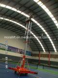 Antena el mástil de la plataforma de trabajo para la venta
