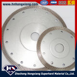 Ceramic/Diamond Blade를 위한 빠른 Cutting Speed 터보 Diamond Saw Blade