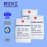 Het Carbonaat van het mangaan (MnCO3 44%min) met Concurrerende Prijs
