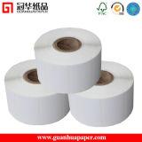 SGS etiqueta auto-adesiva, etiqueta térmica, etiqueta de papel