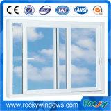 Fenêtre et porte coulissante en aluminium courbé