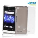 TPU 携帯電話ケース Sony St27I/Xperia Go
