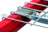 Decking ячеистой сети шкафа паллета хранения пакгауза