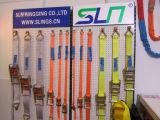 TUV/GS 승인되는 화물 채찍질 세륨 GS 7:1 LC 1t