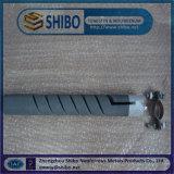 Carburo di silicone Rod, unità del riscaldatore del carburo di silicone di figura dell'SCR