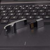 Usb-Blitz-Laufwerk-Metallöffner Soem-Firmenzeichen USB-Stock-grelle Karte USB-codierte Karte USB-grelles Plattenspeicher Stock Pendirves USB-grelles Feder-Laufwerk