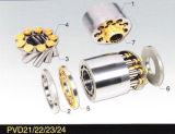 Pièces de rechange hydrauliques de pompe à piston de Dakin V15/38/70 Vd2-15A PVD21/22/23/24 et pièces de réparation