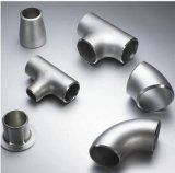 Montaje del tubo de acero/reductor codo/T/tapas