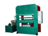 Presse 4 de vulcanisation en caoutchouc duplex automatique à colonnes
