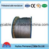 Cable de transmisión Acero-Reforzado conductor de aluminio de la baja tensión