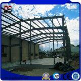 Constructions en acier préfabriquées de fournisseur de lumière de modèle professionnel de construction