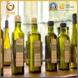 異なった容量の種類の料理油のMarascaのガラス瓶(912)
