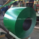 La couleur de PPGI a enduit la bobine galvanisée de tôle d'acier