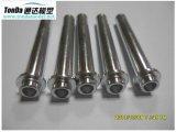 CNC de la precisión que tornea para las piezas mecánicas