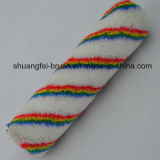 Pincel de rolo europeu de 38 mm Color Stripe