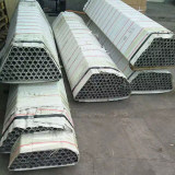 Aluminium-luifel-latje de Deklaag van het Poeder, Thermische Onderbreking, het Anodiseren, het Zilveren Oppoetsen, het Gouden Oppoetsen