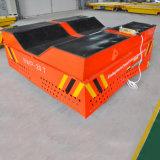 Coche plano del nuevo del diseño carril sin rieles de la alta calidad para el cargo grande