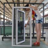 Finestra di alluminio K03041 della stoffa per tendine di profilo di trattamento di superficie di elettroforesi