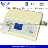 Petroleum Products를 위한 램프 Method Sulphur Content Tester