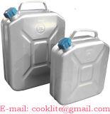 Канистра для ГСМ Алюминиевая / Канистра для Топлива Алюминиевая 10 Л / 20 Л