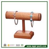 卸し売り木の腕輪の宝石類の陳列台