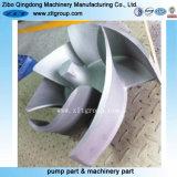 ステンレス鋼の/Carbon鋼鉄ANSI化学Goulds 3196ポンプインペラー
