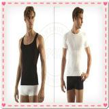 Тонкий подъемник для мужчин похудение футболка
