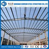 Structure en acier de construction du panneau composite