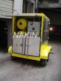 Zym-30 Máquina de purificación de aceite de transformador móvil