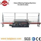 Machine de développement chanfreinante en verre de bord en verre