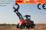 Rops&Fops Er15 Agriculture Loader con Snow Bucket