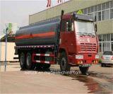 Beiben 6X4 14000-20000 Liters Fuel Tank Truck