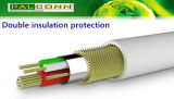 USB3.1 tipo C Cable coaxial de 10 Gbps Contiene E-MARK IC L: 970mm