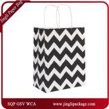 Kopierten Träger-Einkaufen-Geschenk-Kraftpapier-Beutel 2017 Einkaufstasche