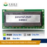 別のバックライトカラー使用できる128X32図形LCDモジュール