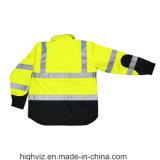 Куртка безопасности с сертификатом ANSI107 (RW-003)